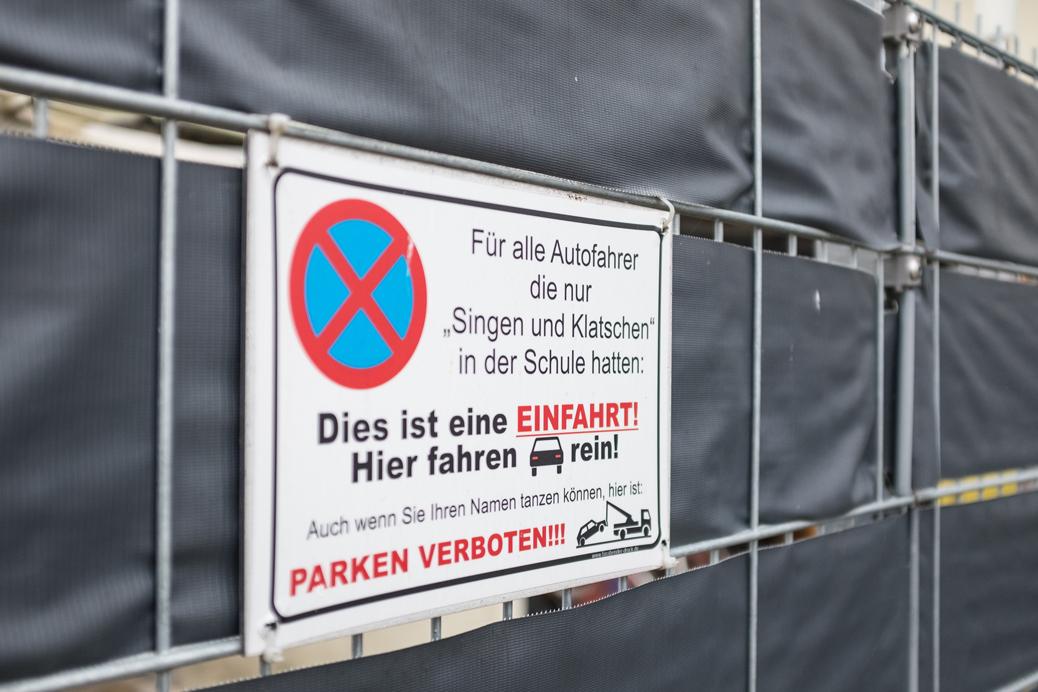 (©) Ralf Krabsch - Verboten