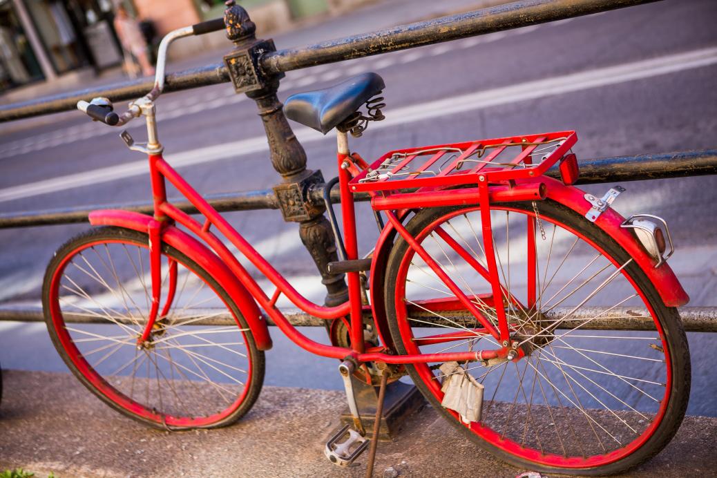 (©) Stefan Ebling - Fahrräder