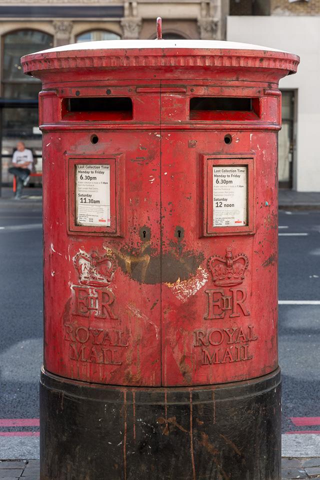 (©) Bernd Beisel - London, England