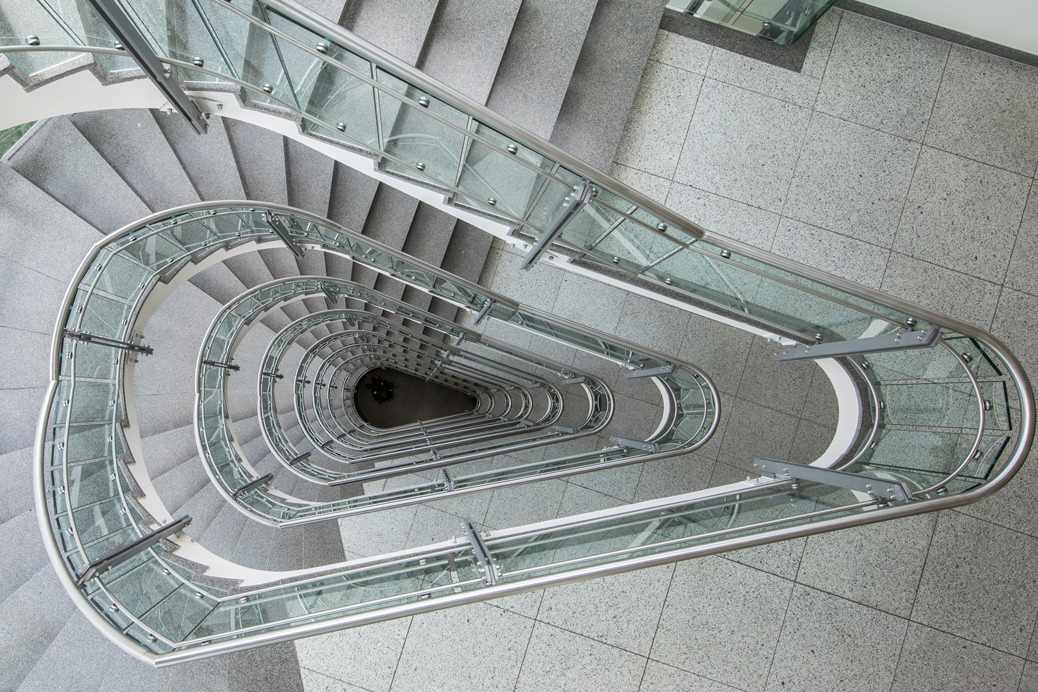 (©) Bernd Beisel - Treppenhäuser