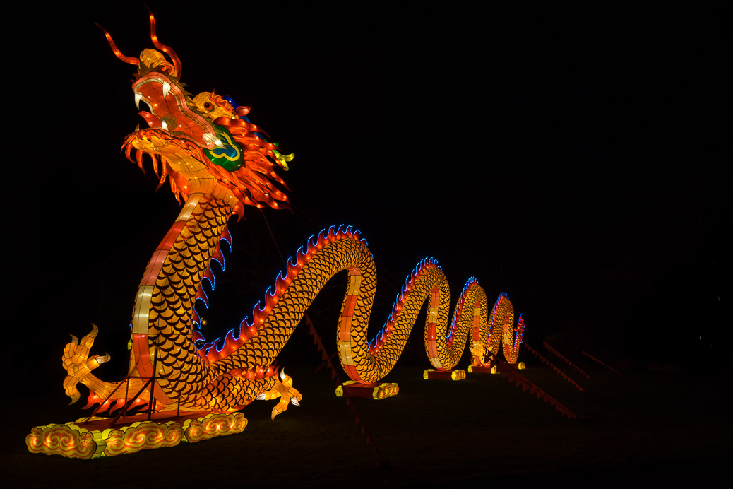 (©) Christoph Spies - China Light-Festival