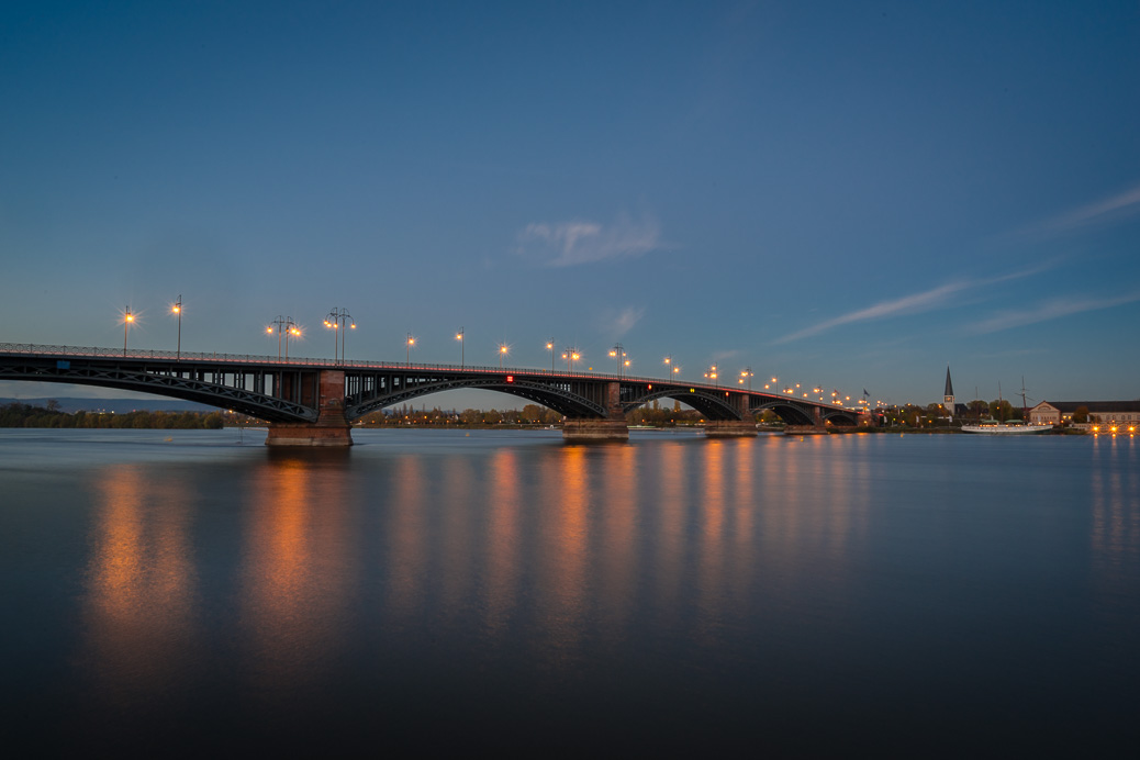 (©) Christoph Spies - Mainz, Theodor-Heuss-Brücke