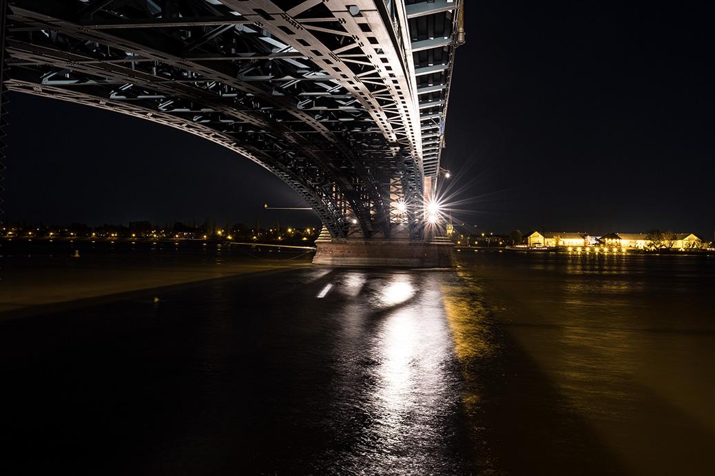 (©) Ralf Krabsch - Mainz, Theodor-Heuss-Brücke