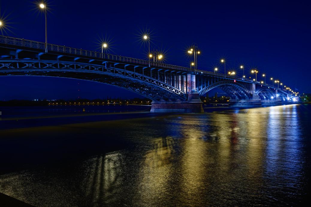 (©) Rolf Zipf-Marks - Mainz, Theodor-Heuss-Brücke