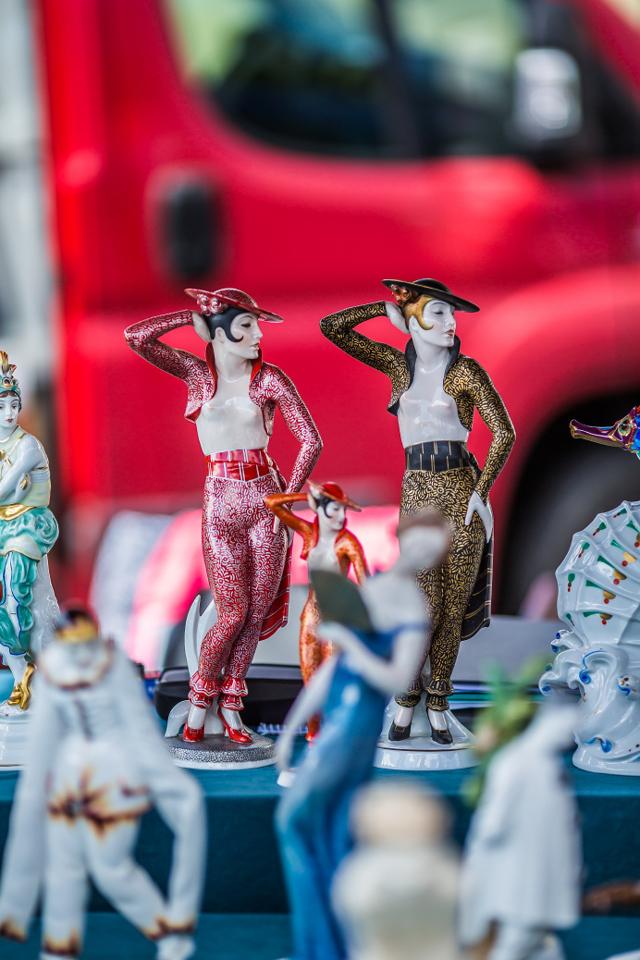 (©) Stefan Ebling - Selb, Porzellanmarkt