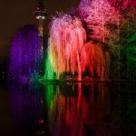 Winterlichter, Mannheim Luisenpark