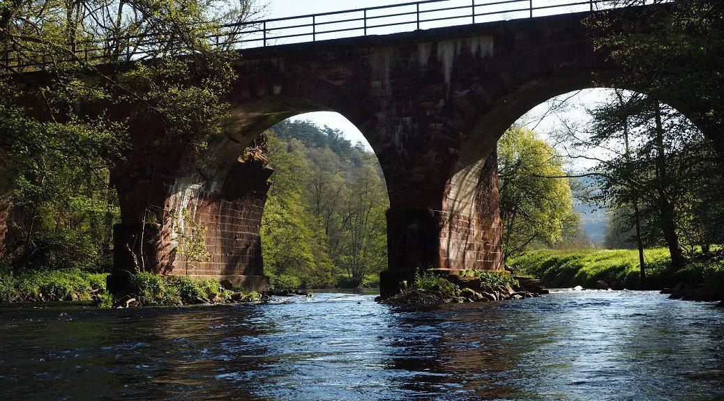 Flüsse und Bäche
