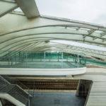 Bahnhof Lüttich, Belgien