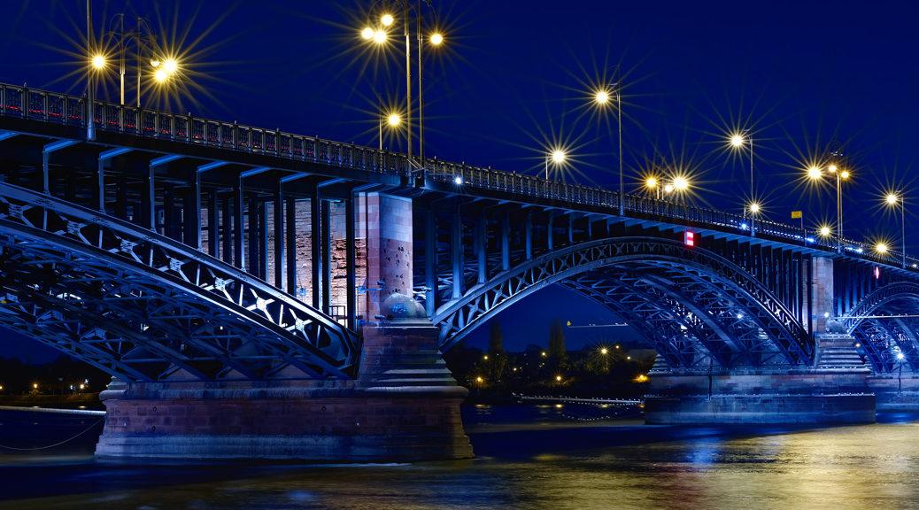 Mainz, Theodor-Heuss-Brücke
